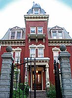 Haunted Scutt Mansion in Joliet, IL